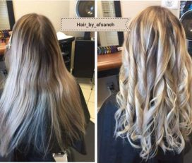 Hair by Afsaneh