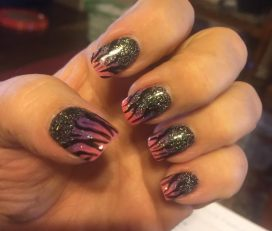Nail by Cindy