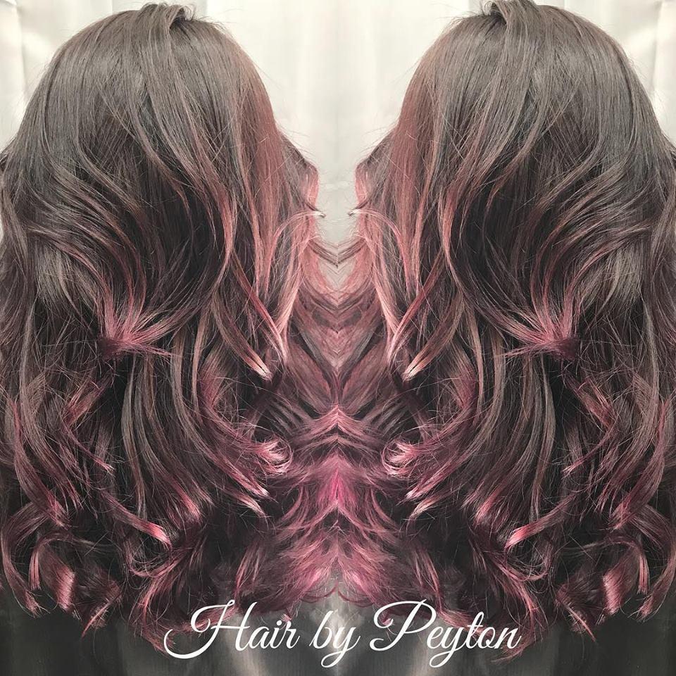 Hair By Peyton inside Bellezza Salon Suites