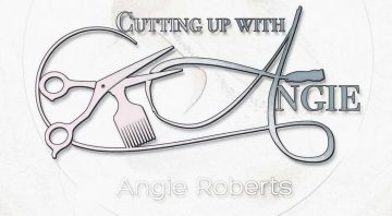 Cutting up with Angie Mens cut specialist plano tx