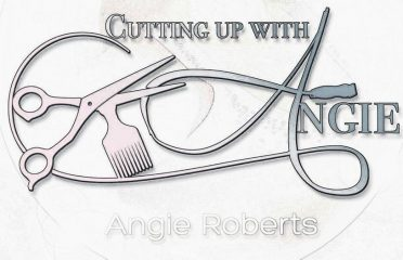 Cutting up with Angie