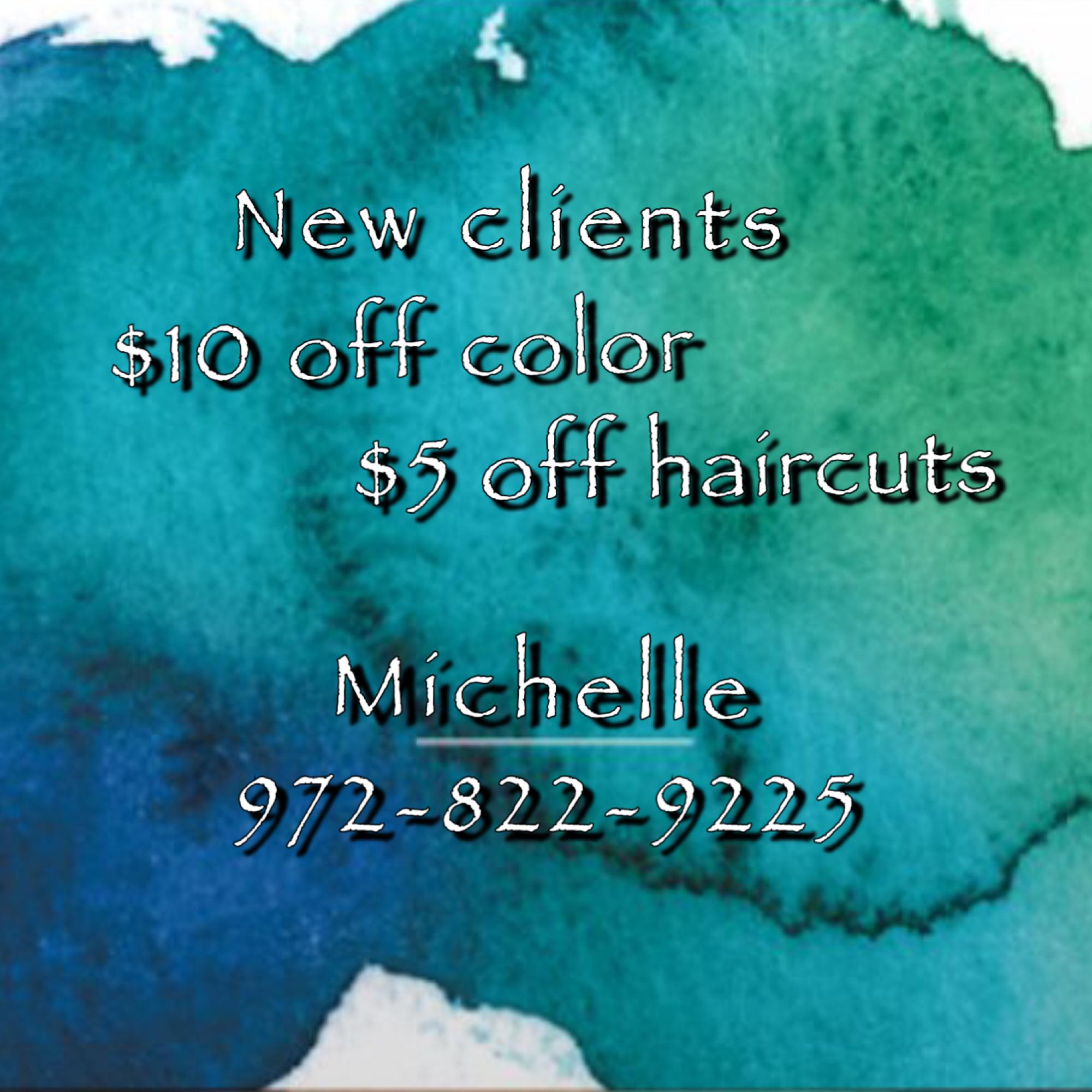 Shear Destiny Studio at Salon Boutique featuring Michelle