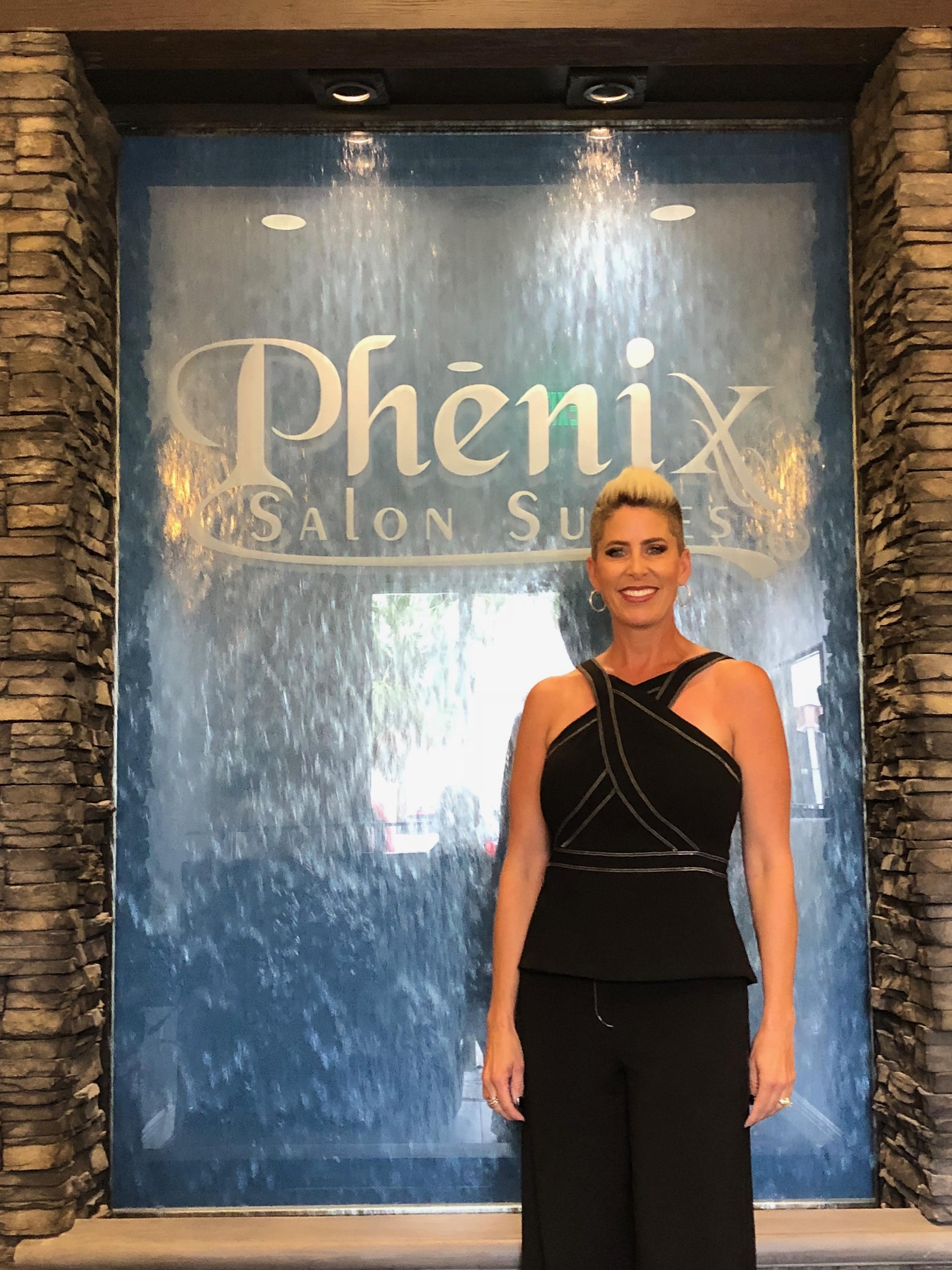 Phenix Welcome Photo