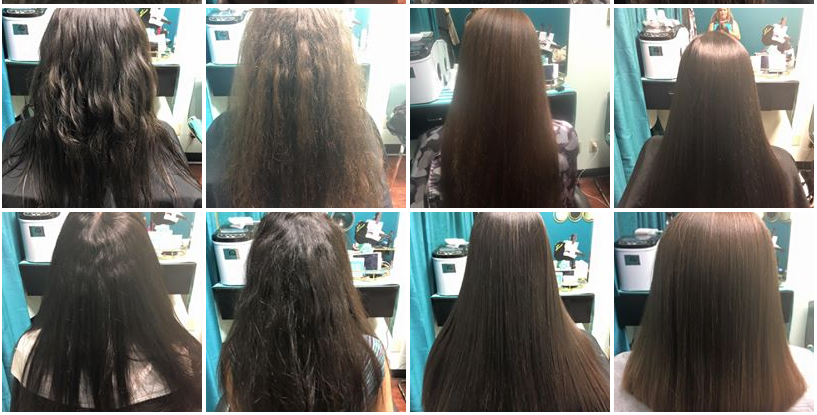 I WIN! Hair salon best Japanese hair straightening Dallas tx