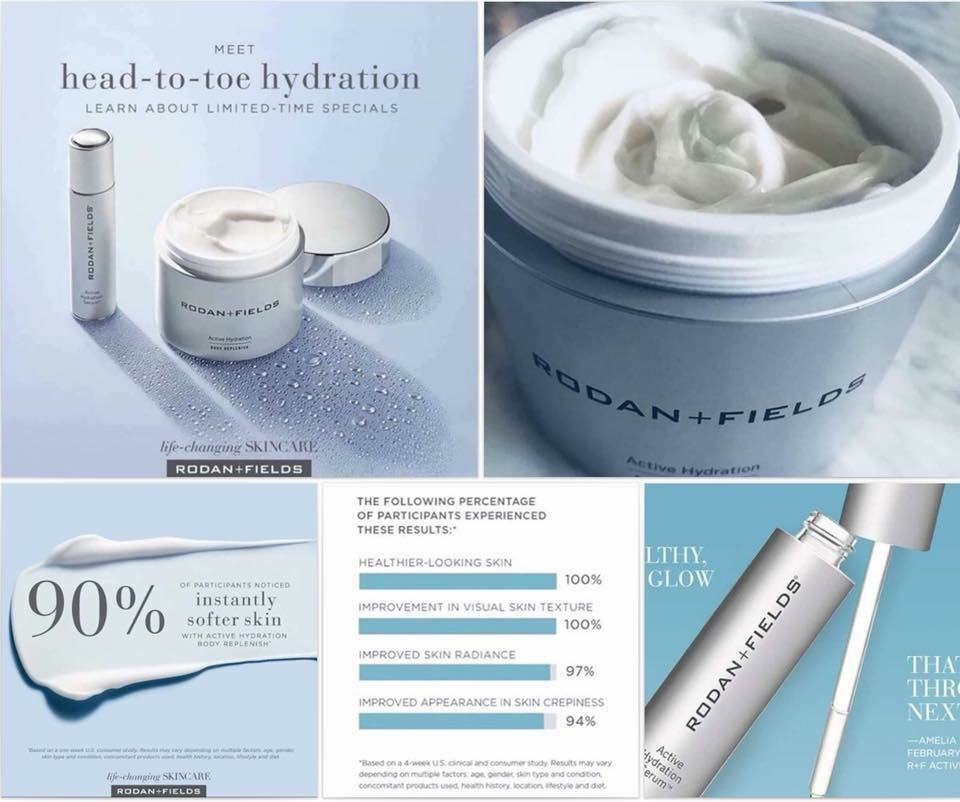 Fifty Shades/ Rodan and Fields