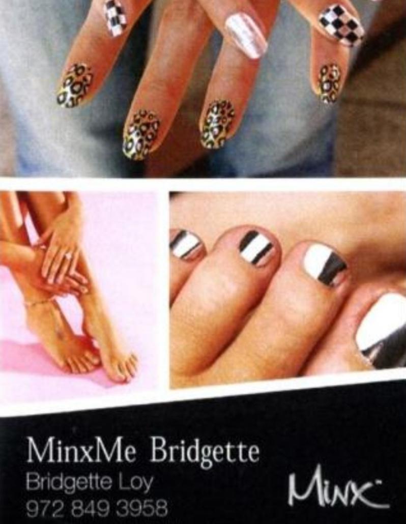 MinxMe Bridgette