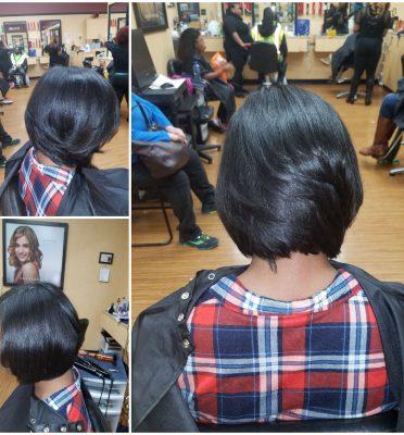 Best rated hair salon near me