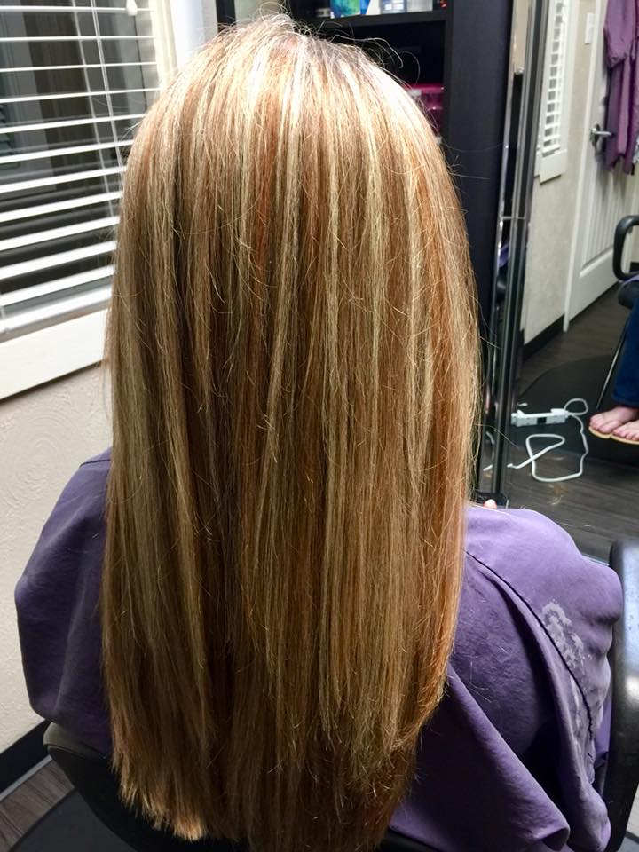 Tawny's Hair Best Highlights, Hair Color Design in Dallas, Richardson, TX!