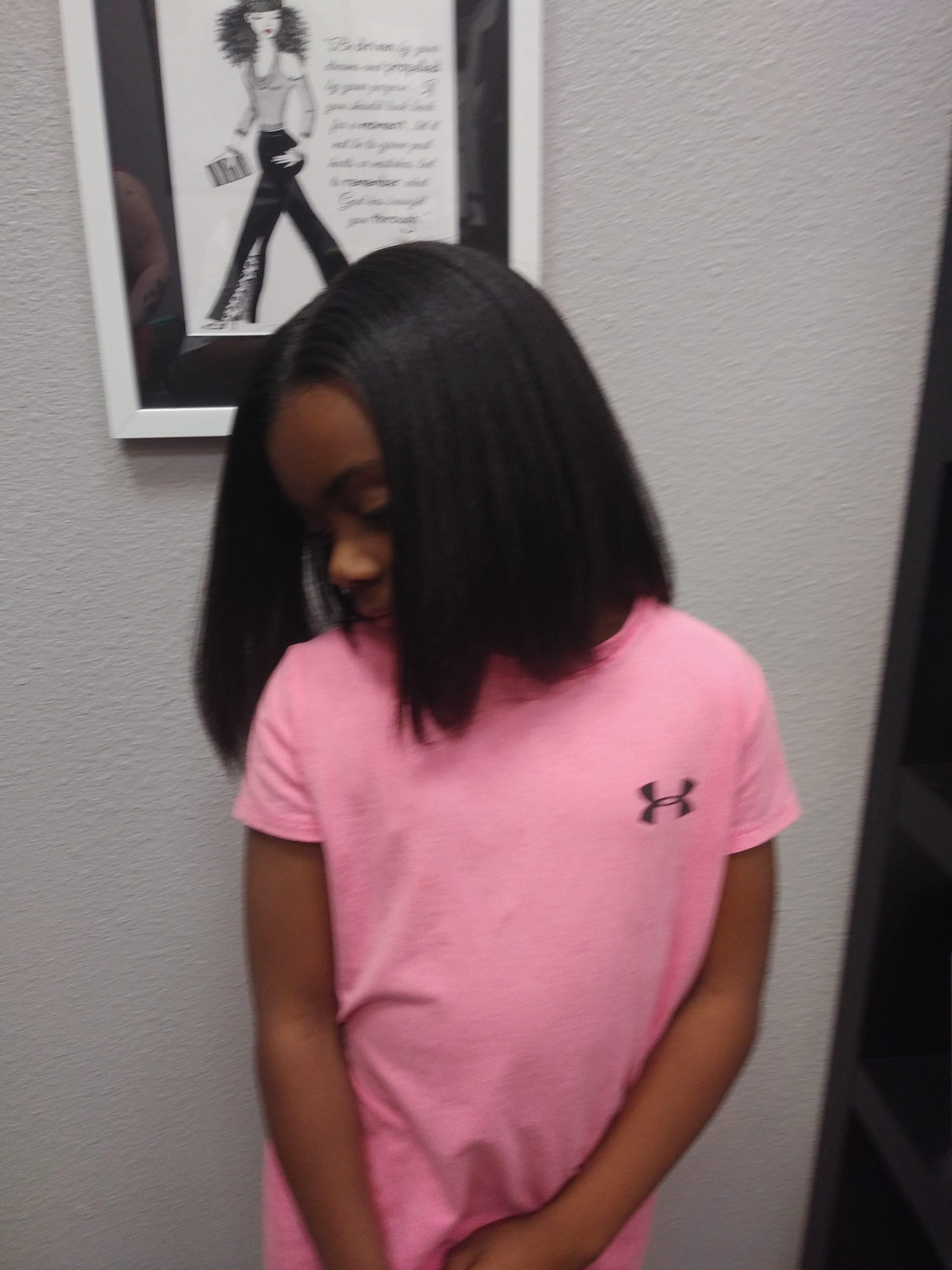 Yah S Black Hair Care Best Silk Press Sew Ins Cuts Color Phoenix Az