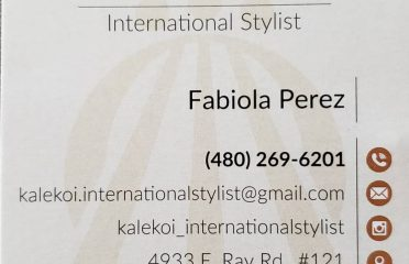 Kalekoi International Stylist