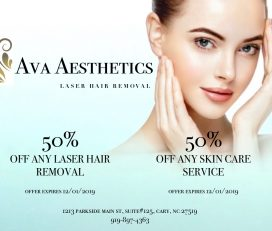 Ava Aesthetics and Laser Hair Removal
