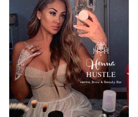 Henna Hustle: Henna, Brow & Beauty Bar