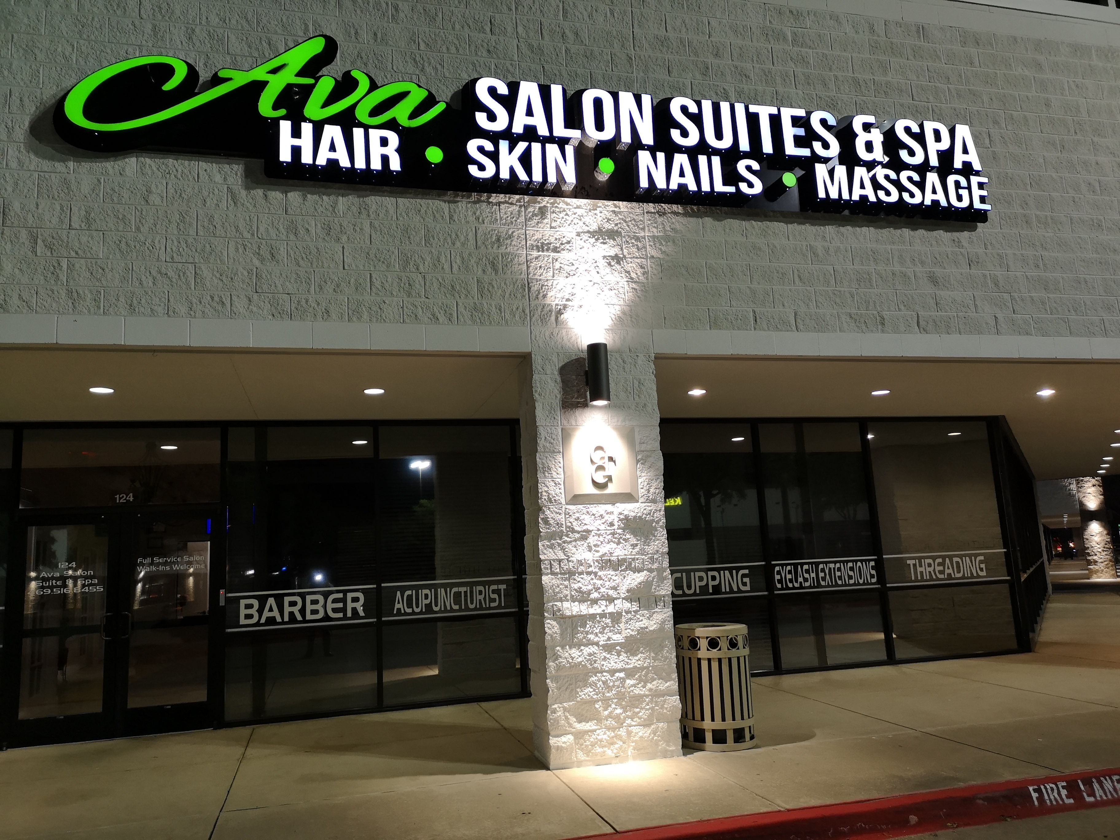 Ava Salon Suites & Spa