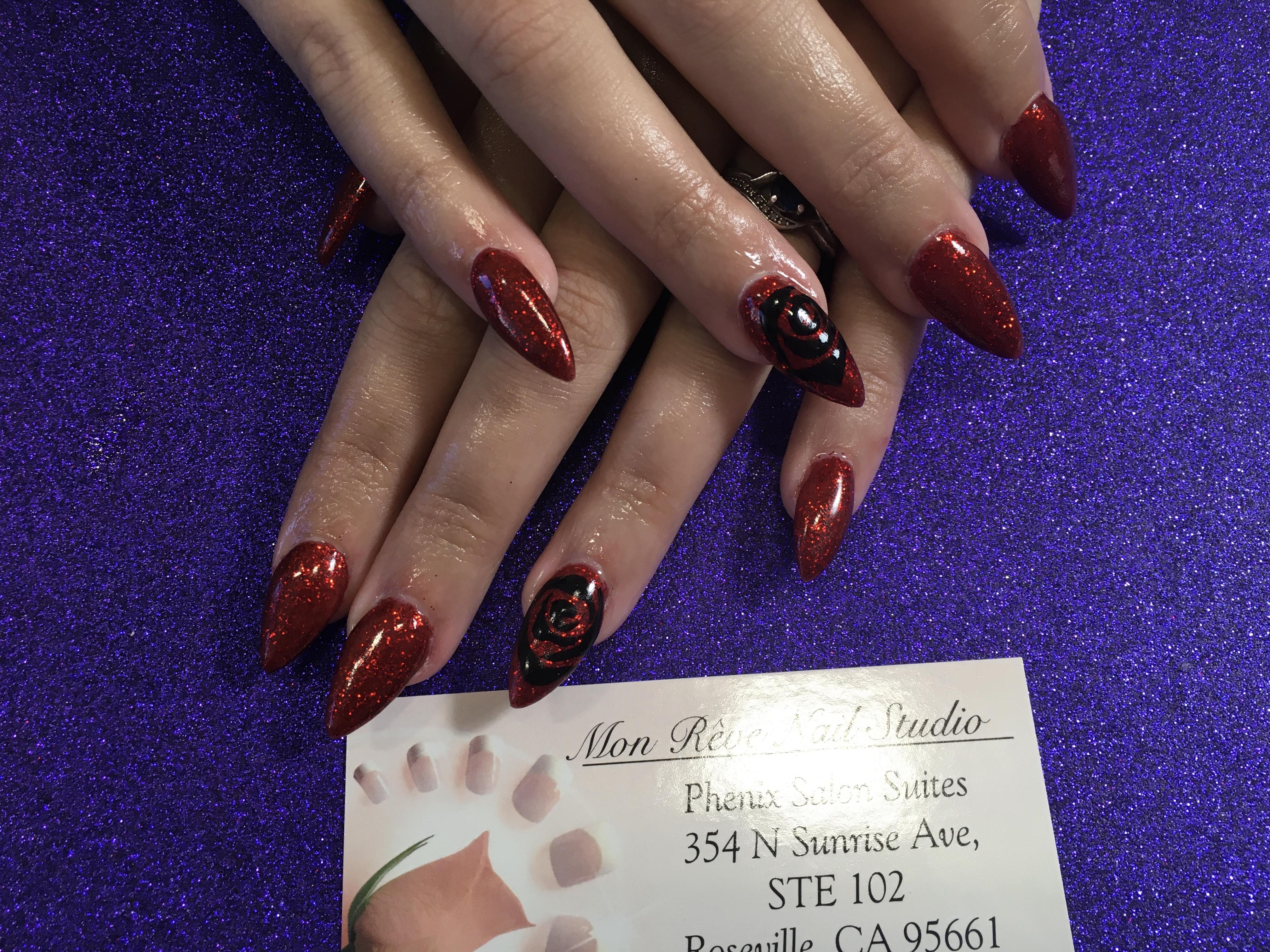 Mon R 234 Ve Nail Studio Acrylic Amp Dip Powder Nails Beauty Pros Near Me