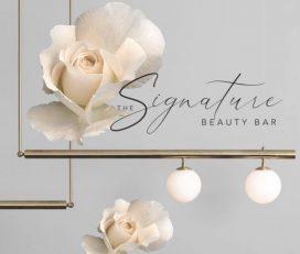 The Signature Beauty Bar