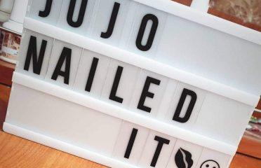 JoJo Nailed It