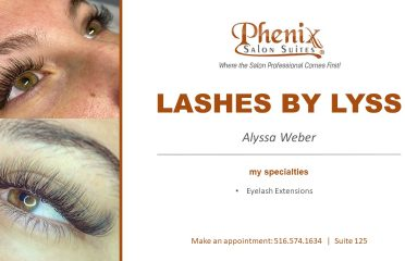 LASHES BY LYSS