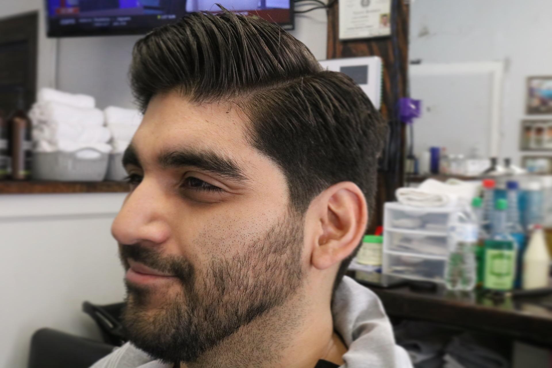 Juan the Barber