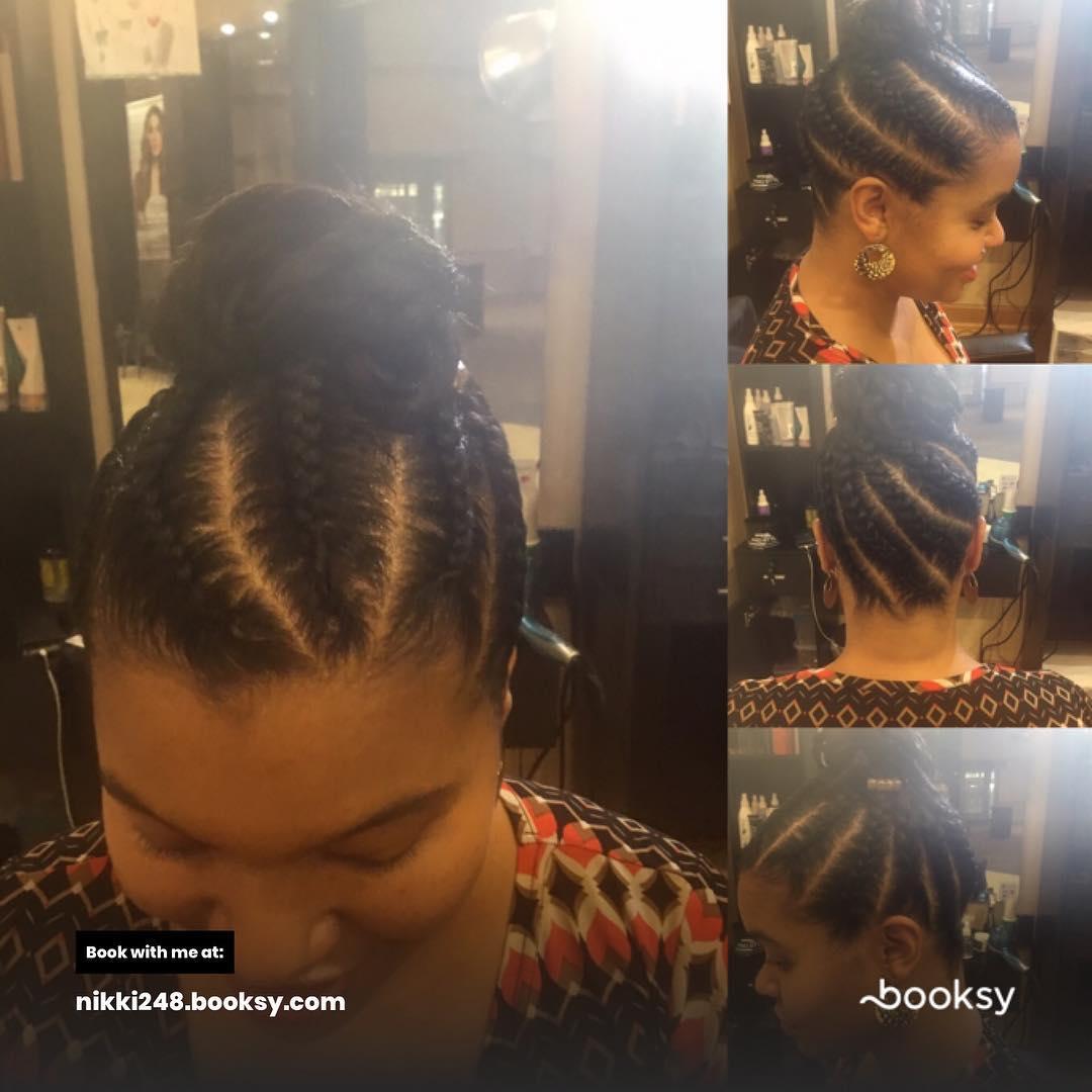 Silky Head Massage