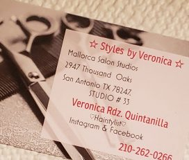 STYLES BY VERONICA