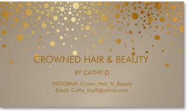 Crowned Hair & Beauty