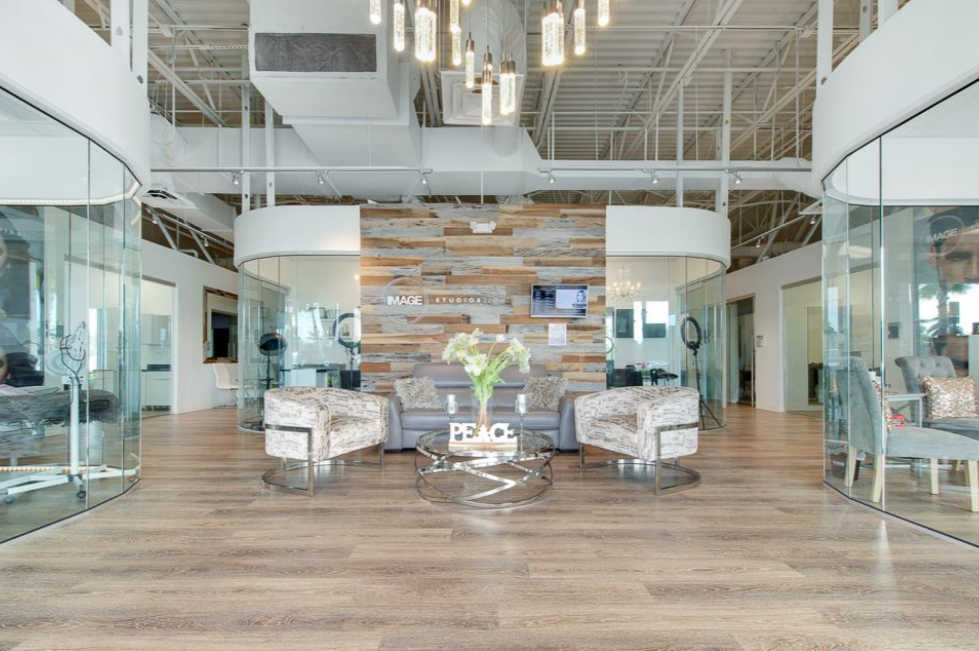 Image Studios 360 Best Luxury Salon Suites for rent Bryn Mawr PA